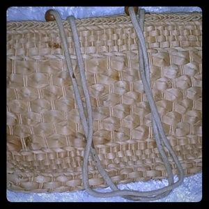 Grwat for the beach Straw tote